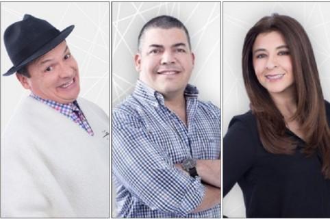 'Don Jediondo', Gustavo Gómez y Alexandra Montoya