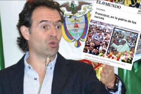 Respuesta a titular de El Mundo de España