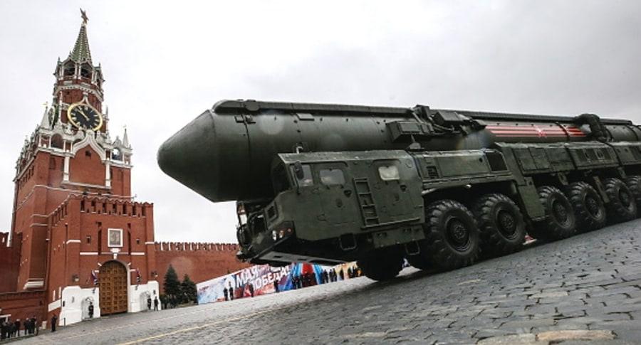 Misil ruso