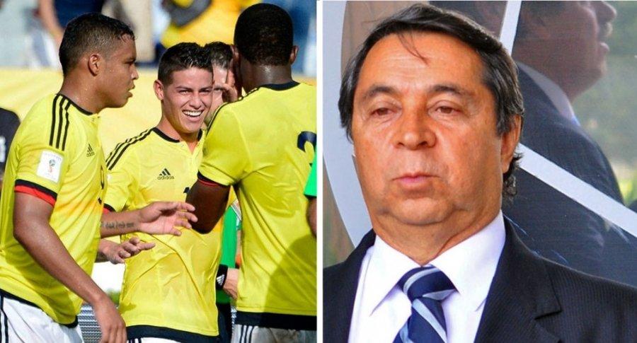 Selección Colombia y Álvaro González Alzate