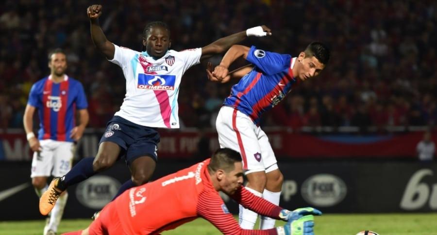 Cerro Porteño vs.  Junior