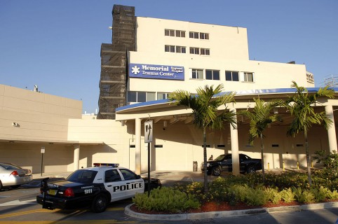 Memorial Regional Hospital, en Hollywood