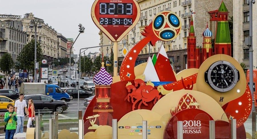 Conteo regresivo a Rusia 2018