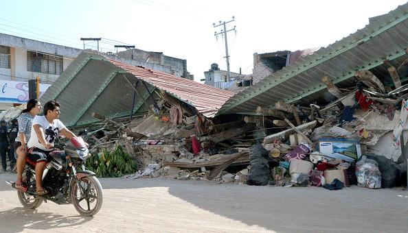 Ruinas en el estado de Oaxaca