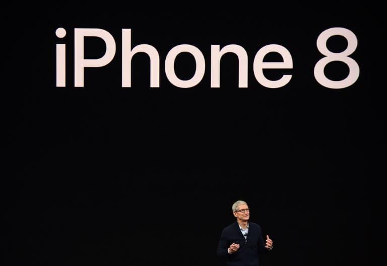 Iphone 8. Pulzo.
