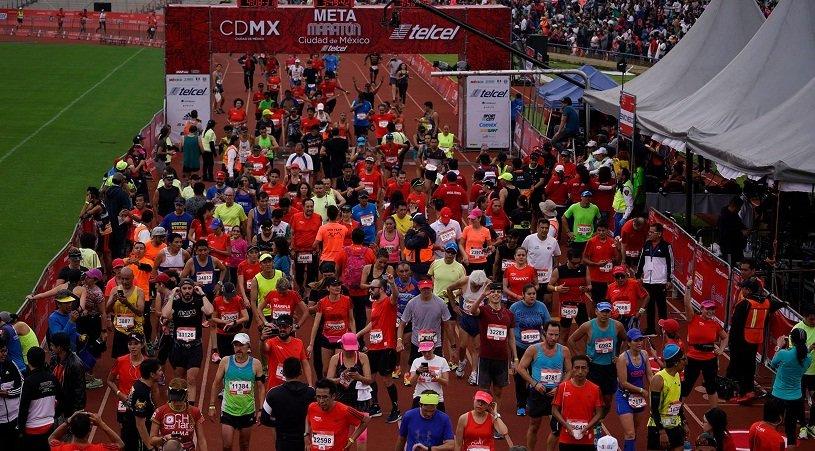 Maratón de México