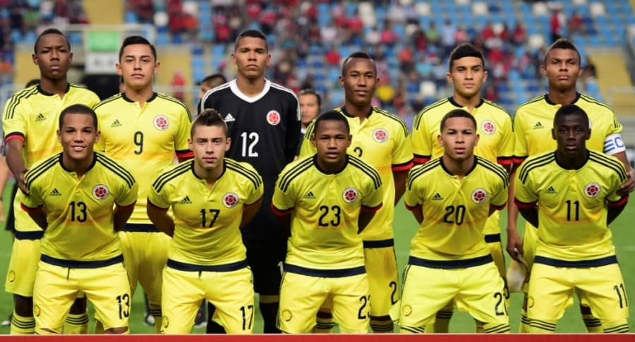 Colombia, Sub-17