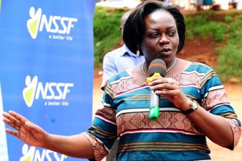 Ministra Uganda