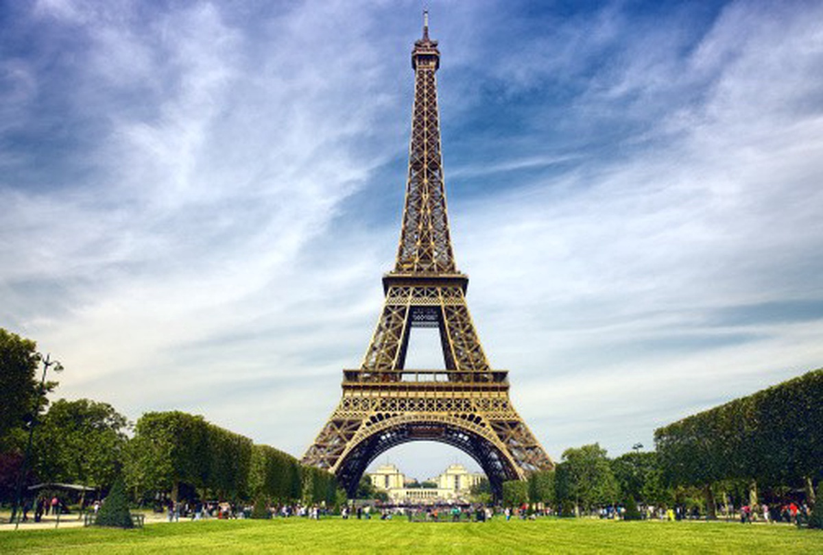 Torre Eiffel, en París