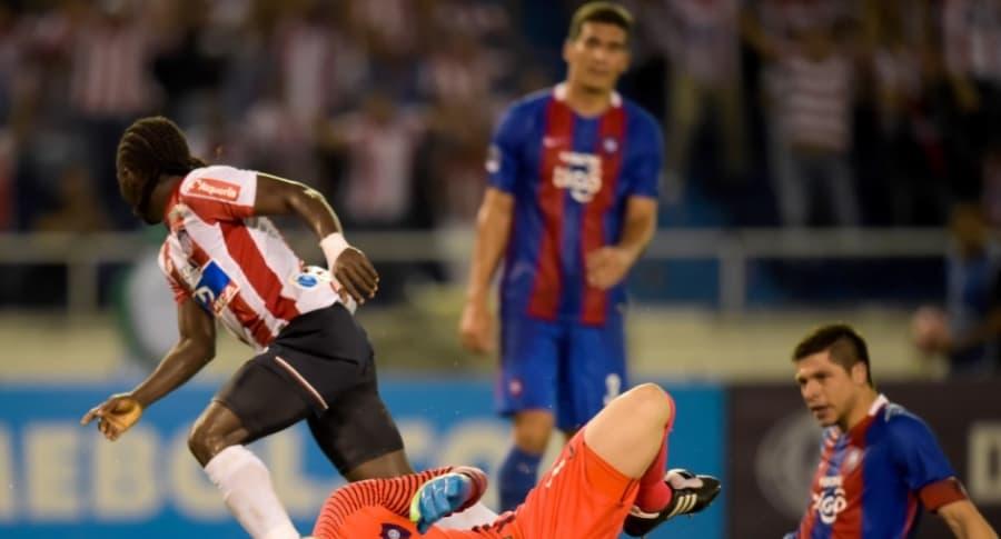 Junior vs. Cerro Porteño