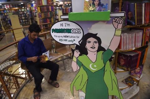 'Pakistan Girl'
