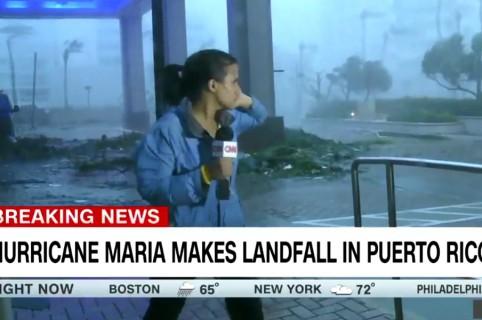 Reportera Huracán