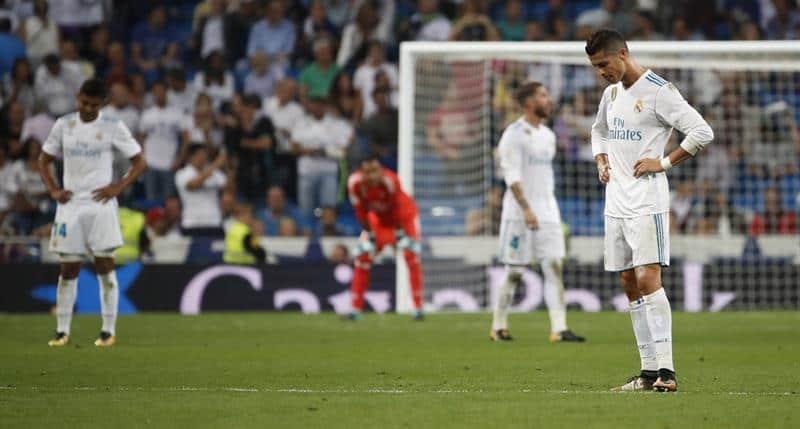 Real Madrid 0-1 Betis