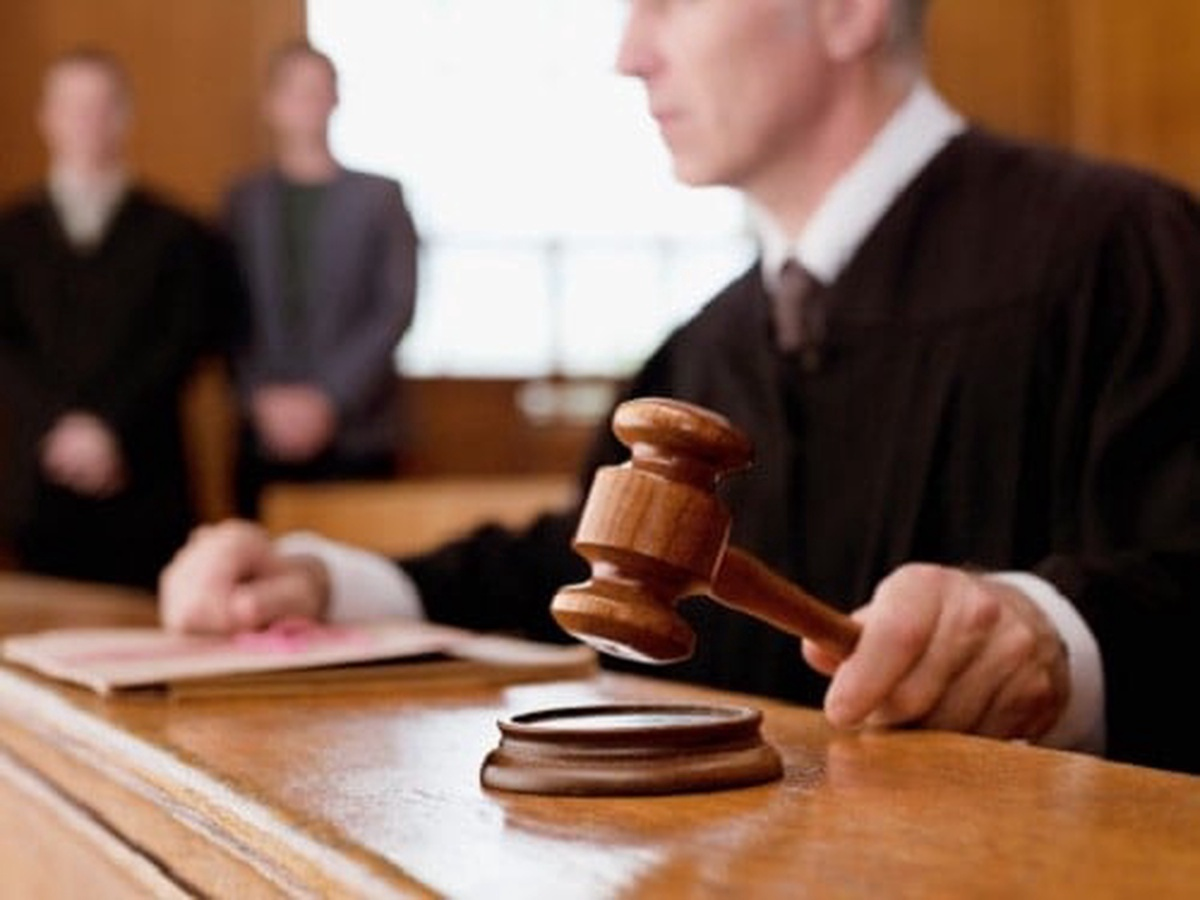 Juez, audiencia