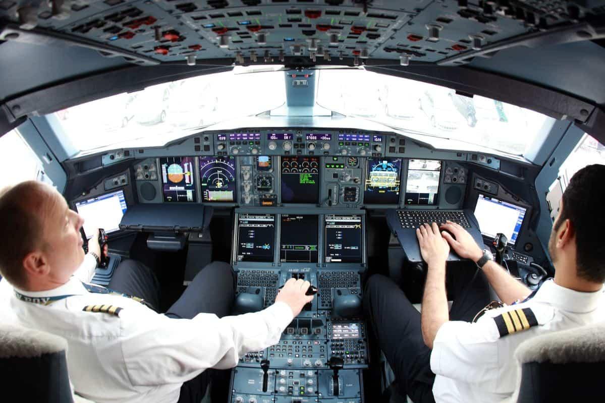 Pilotos de Avianca en huelga