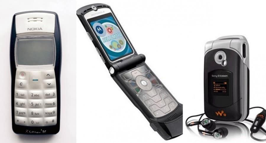 10 Celulares Que Marcaron Epoca Antes De Que Existieran El Iphone Y