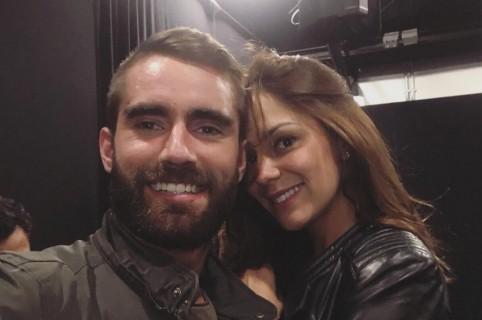 Daniel Méndez y Emma Carolina Cruz