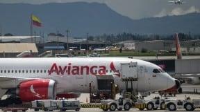 Avión de Avianca