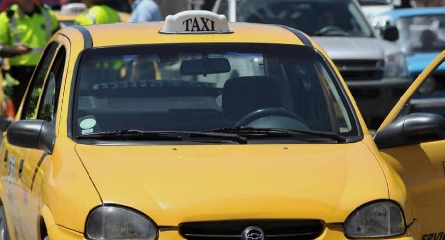 Atraco a taxista en Cali