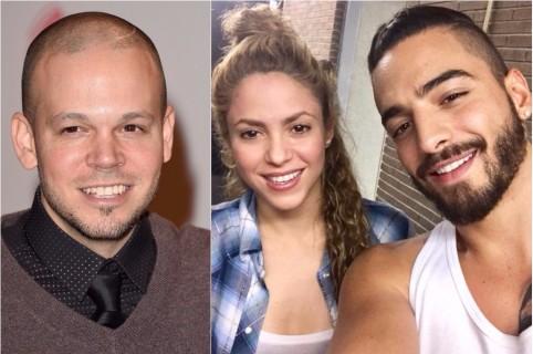 Residente / Shakira y Maluma