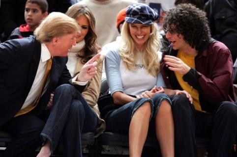 Trump y Stern