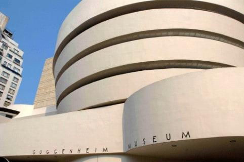 Museo Guggenheim, en Nueva York