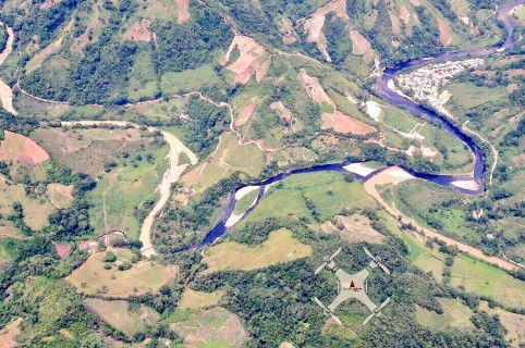 Derrame de crudo en el Catatumbo