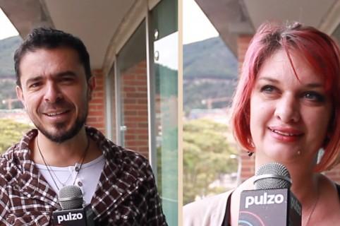 Juan José Covarrubias, Diego Camargo y Catalina Guzmán
