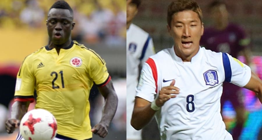 Colombia / Corea del Sur