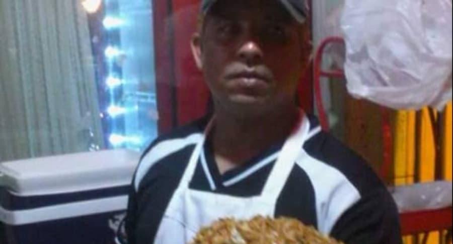 Álvaro Mellado, cocinero humanitario