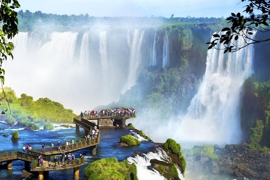 Cataratas del Iguazú - Pulzo.com