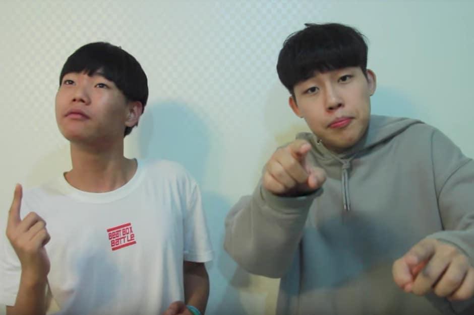 Surcoreanos cantan 'Despacito'.