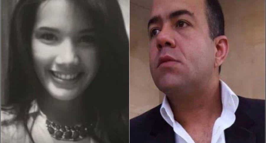 Periodista denuncia a su expareja