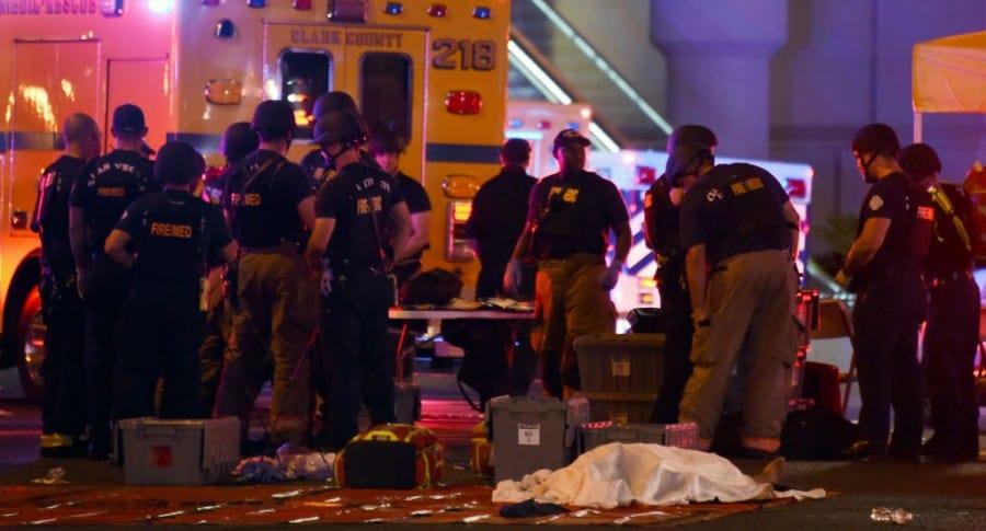 Matanza en Las Vegas