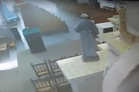 Iglesia de México destruida por terremoto de 7,1 grados de magnitud. Pulzo.