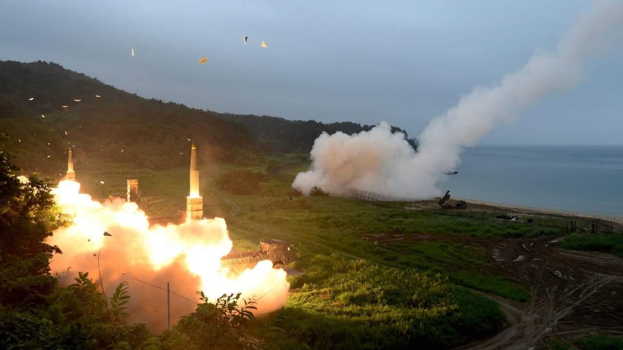 Ensayo nuclear en Corea del Norte