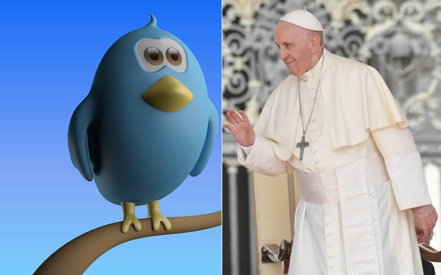 Papa Francisco y Twitter