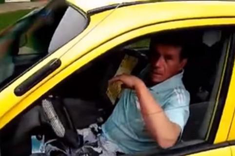 Taxista borracho