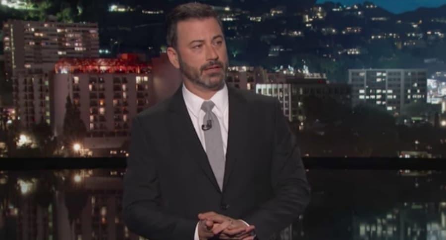 Jimmy Kimmel, presentador estadounidense.