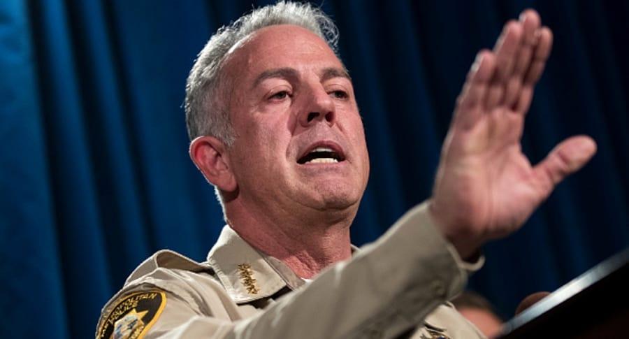 Sheriff Lombardo