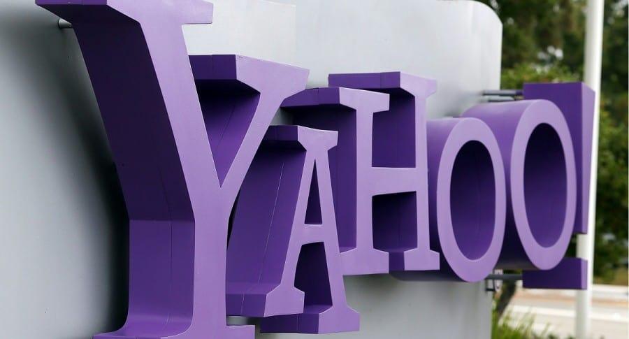 Logo de Yahoo!