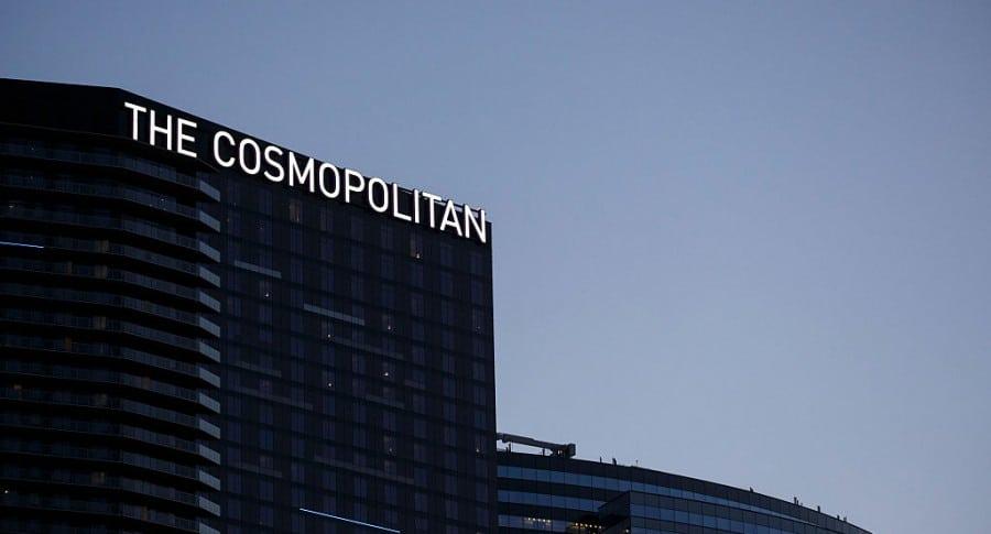 Hotel Cosmopolitan, en Las Vegas