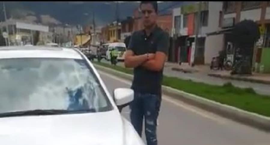 Conductor que atropelló a la mujer