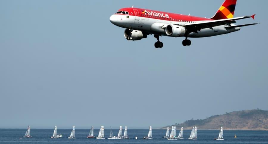Huelga de pilotos de Avianca