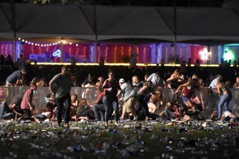 Testigos de masacre en Las Vegas