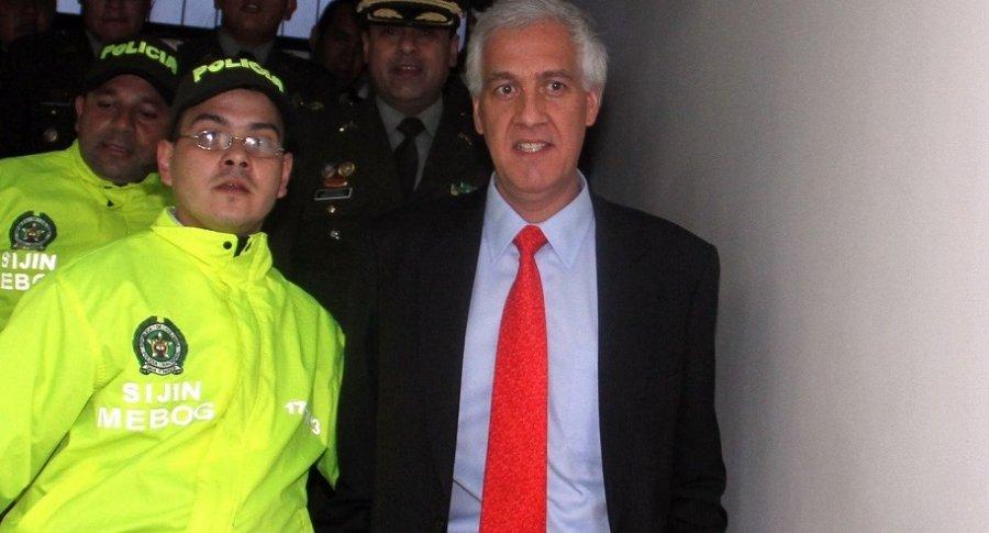 Ratifican condena a Samuel Moreno
