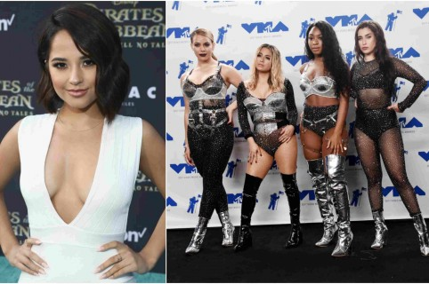 Confunden a Becky G con fan de Fifth Harmony
