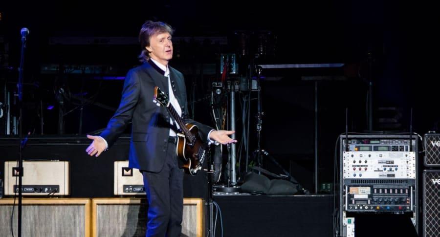 Paul McCartney en concierto