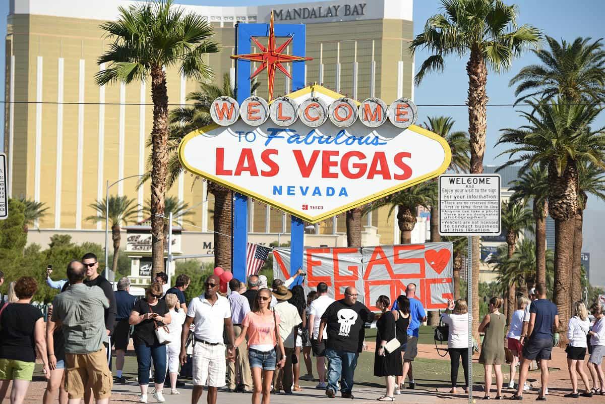 5 días después del tiroteo de Las Vegas
