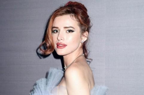 Bella Thorne Posó Desnuda Y Sin Retoques Para Revista Gq